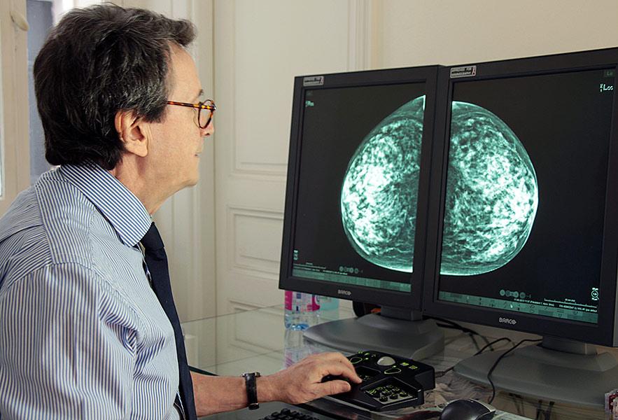 Docteur Jean-François Joussier radiologue à Paris 16