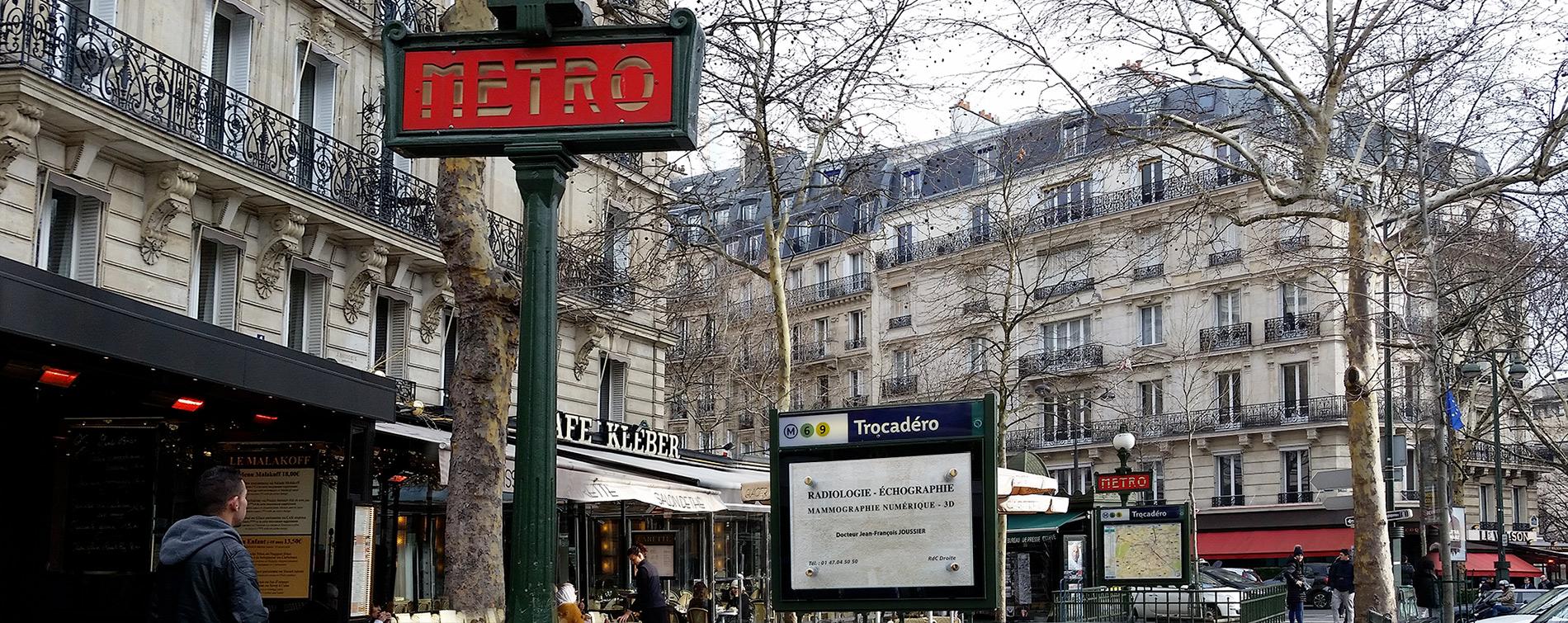Cabinet de radiologie Trocadéro Paris 16
