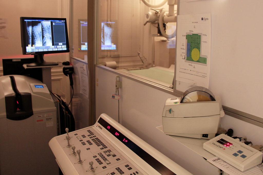 Radiographie générale